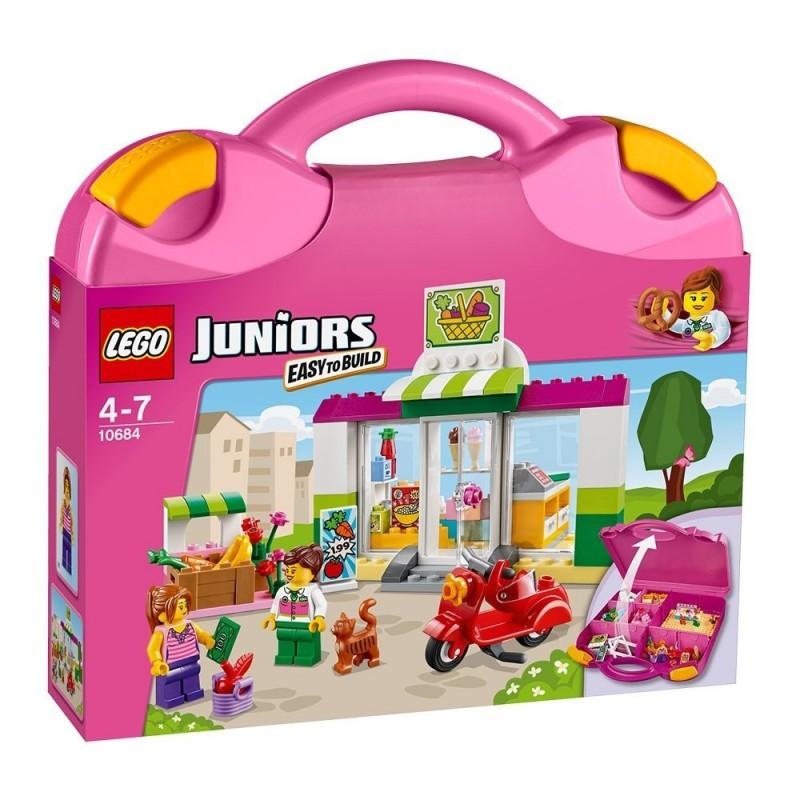 LEGO Juniors 10684 Supermarket v kufríku