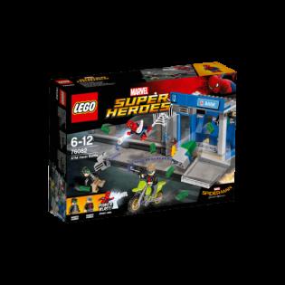 LEGO Super Heroes 76082 Krádež bankomatu