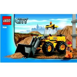 Lego City 7630 Nakladač s čelnou radlicou