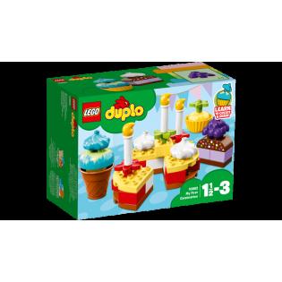 LEGO Duplo 10862 Moja prvá oslava