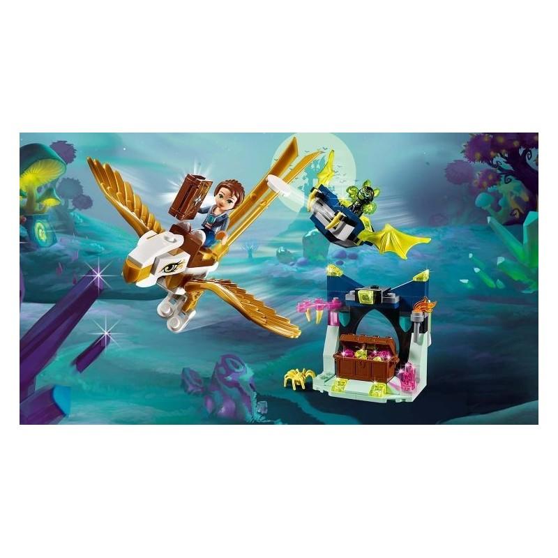 LEGO Elves 41190 Emily Jones a let na orlovi