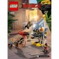 LEGO Ninjago Movie 70629 Útok pirane