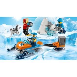 Lego City 60191 Polárny výskumný tím