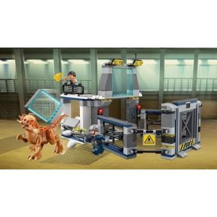 LEGO Jurassic World 75927 Útek Stygimolocha