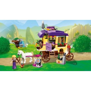 LEGO Disney Princess 41157 Rapunzel a jej karavan