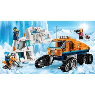LEGO City 60194 Polárne prieskumné nákladné auto