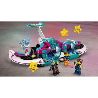 LEGO Movie 2 70849 Divoká Mayhem a jej stíhačka