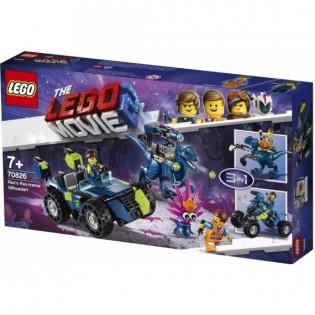 LEGO 70826 Rexov Rextrémny teréniak!