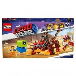 LEGO 70827 Ultrakatty a bojovníčka Lucy!