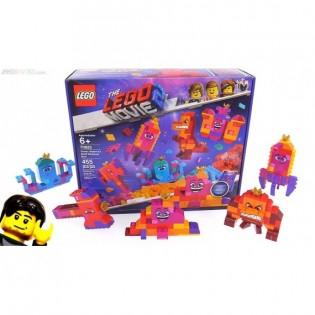 LEGO 70825 Neobmedzené modely kráľovnej Watevry