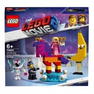 LEGO 70824 Predstavujeme kráľovnú Watevru Wanabi