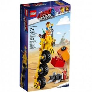 LEGO 70823 Emmetova trojkolka