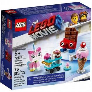 LEGO 70822 Najdrahší priatelia Unikitty!