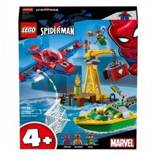 LEGO Super Heroes 76134 Spiderman Doc Ock a krádež diamantov