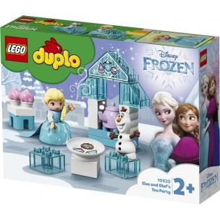 LEGO DUPLO 10920 Čajový večierok Elsy a Olafa