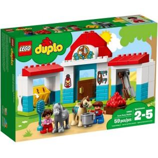 LEGO Duplo 10868 Stajne pre poníka