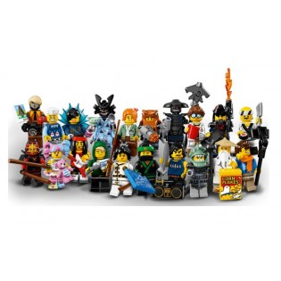 LEGO 71019 Minifigúrky The LEGO Ninjago Movie