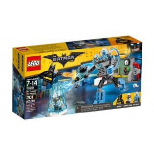 LEGO Batman Movie 70901 Ľadový útok Mr. Freeze