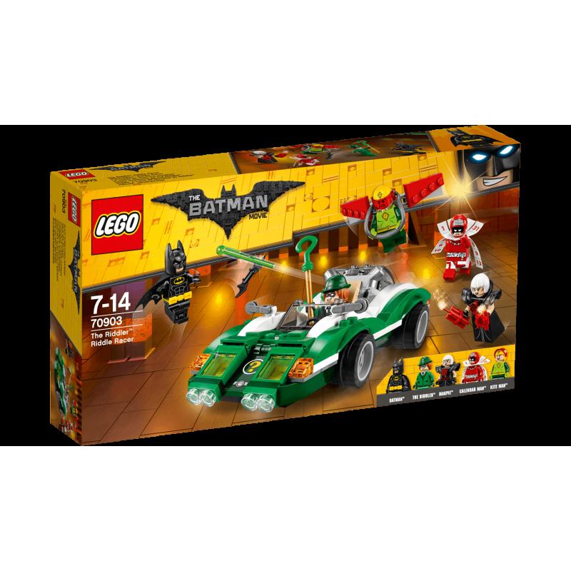 LEGO Batman Movie 70903 Hádankár a jeho vozidlo Riddle Racer