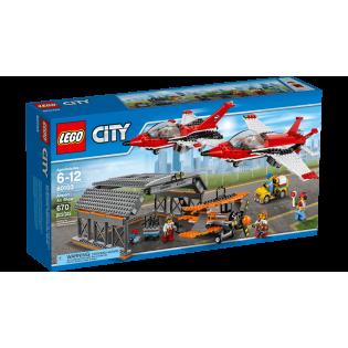 LEGO City 60103 Letisko - Letecké predstavenie
