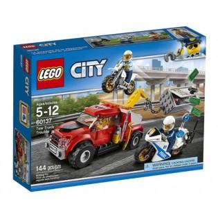 LEGO City 60137 Trable odťahového vozidla