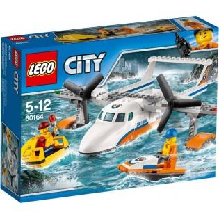LEGO City 60164 Záchranársky hydroplán