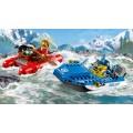 LEGO CITY 60176 Útek na divokej rieke