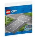 LEGO City 60236 Rovná cesta s križovatkou
