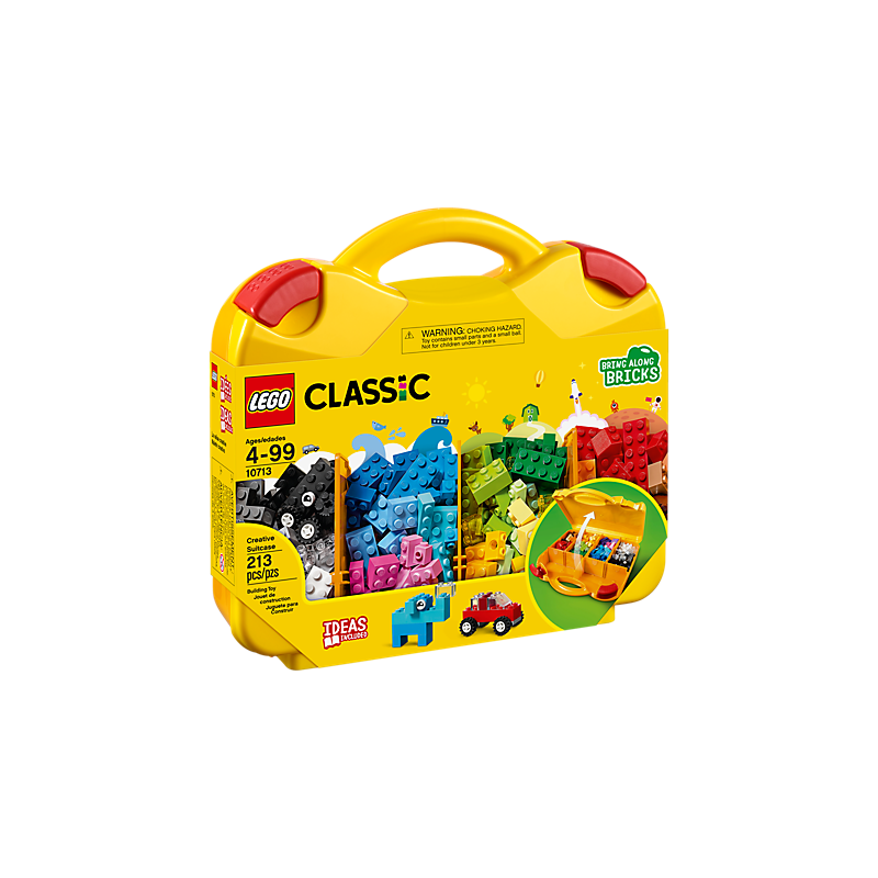 LEGO Classic 10694 Pestré tvorivé doplnky