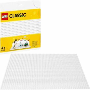 LEGO Classic 11010 Biela podložka 32 x 32