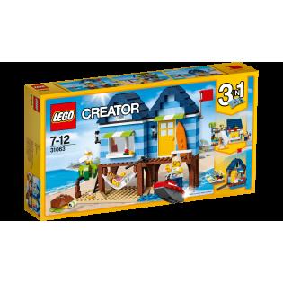 LEGO Creator 31063 Dovolenka na pláži