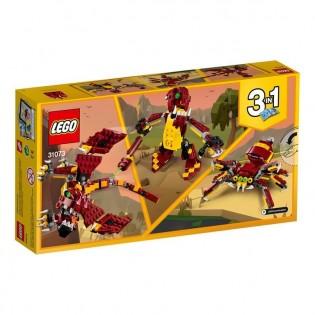 LEGO Creator 31073 Bájne stvorenia