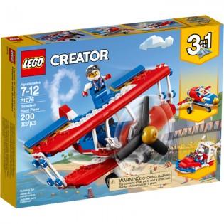 LEGO Creator 31076 Odvážne kaskadérske lietadlo