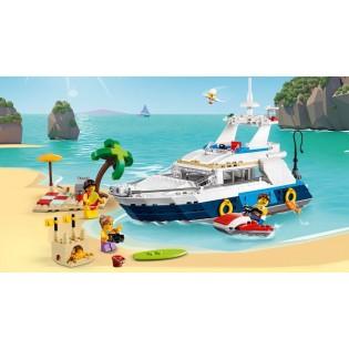 LEGO Creator 31083 Dobrodružstvo na jachte