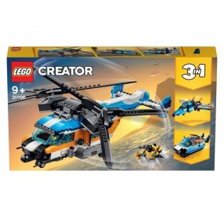 LEGO Creator 31096 Helikoptéra s dvoma rotormi