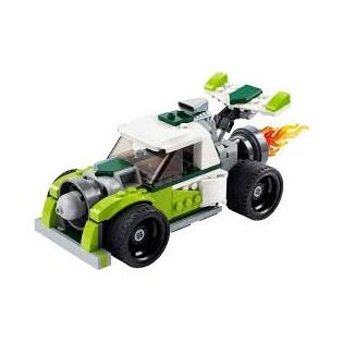 LEGO Creator 31103 Auto s raketovým pohonom