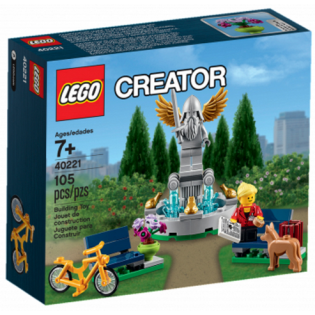 LEGO Creator 40221 Fontána