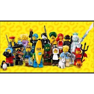 LEGO Creator 71013 Minifigurky
