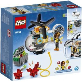 LEGO DC SUPER HERO GIRLS 41234 Bumblebee a helikoptéra