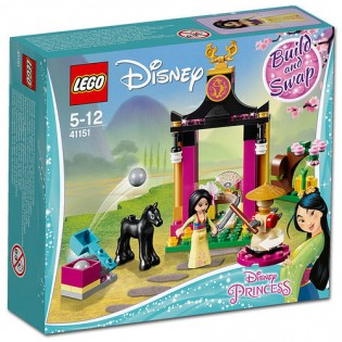 LEGO Disney Princess 41151 Mulanin tréningový deň