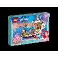 LEGO Disney Princess 41153 Arielin kráľovský čln na oslavy