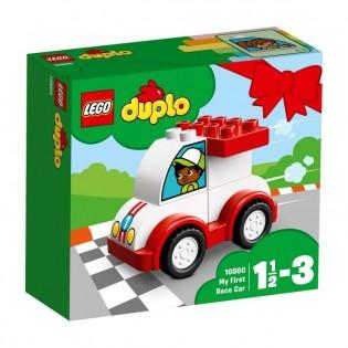 LEGO Duplo 10860 Moje prvé pretekárske auto