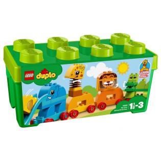 LEGO Duplo 10863 Môj prvý box so zvieratkami