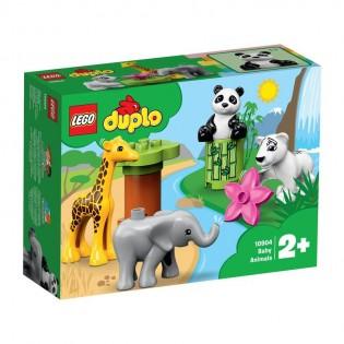 LEGO DUPLO 10904 Zvieracie mláďatká