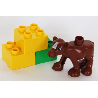 LEGO DUPLO 30060 sáčok kravička