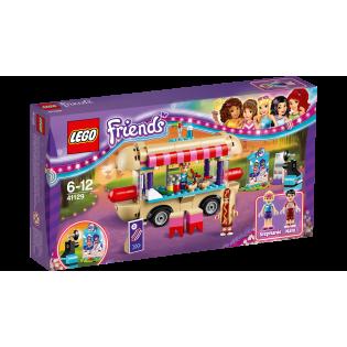 LEGO Friends 41129 Dodávka s párkami v rožku v zábavnom parku