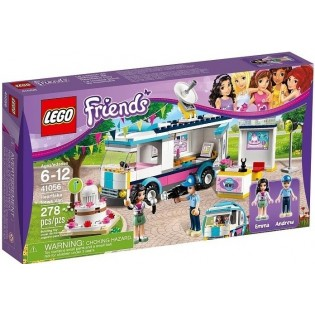 LEGO Friends 41056 Televízny voz