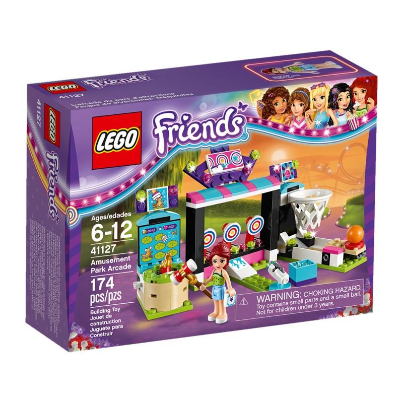 LEGO Friends 41127 Strelnica v zábavnom parku