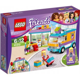 LEGO Friends 41310 Darčeková služba v mestečku Heartlake