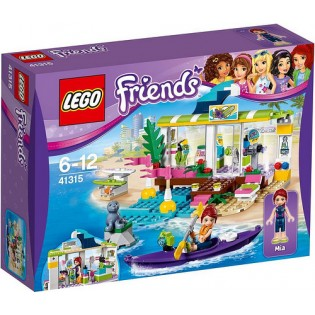 LEGO Friends 41315 Potreby pre surfistov v Heartlake